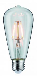 Paulmann 283.92 LED Rustika (ST64) 4W E27 230V Klar 1800K