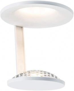 Paulmann 935.91 Star Einbauleuchte Set Glint LED 1x2, 5W 2700K 230/12V 4VA Weiß matt/Kunststoff