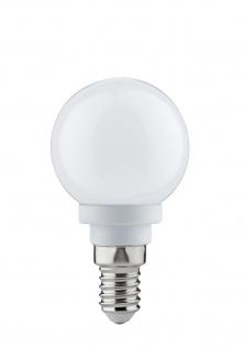 Paulmann LED Tropfen 2, 5W E14 230V Opal