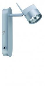 Paulmann Spotlights EasyPower Balken 1x50W GU5, 3 Chrom matt 230/12V 60VA Metall - Vorschau 1