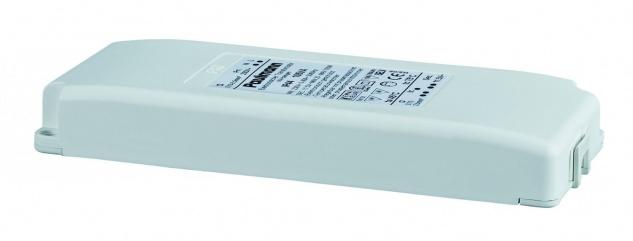 Paulmann 977.97 VDE Elektroniktrafo IP44 20-105W 230/12V 105VA Weiß