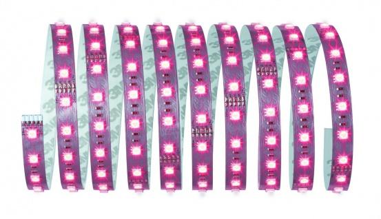 Paulmann Function MaxLED RGB Basisset 3m 40W 230/24V 60VA Silber