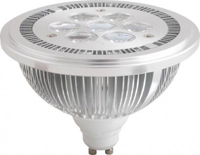 LED Leuchtmittel 12W GU10 4000K Neutralweiss 230V 780lm Aluminium