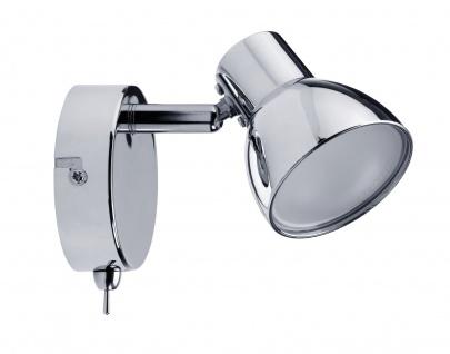 Paulmann Spotlight Cup LED 1x4, 6W Chrom 230V Kunststoff - Vorschau 2