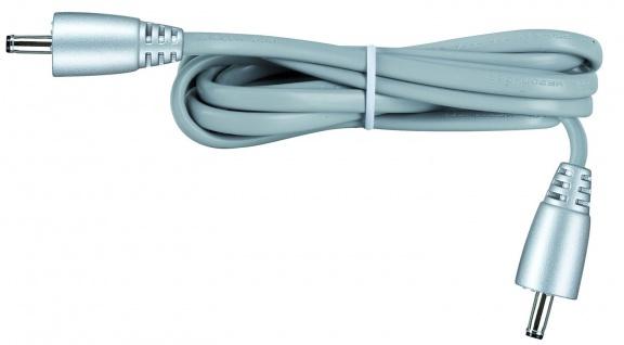 Paulmann Function ModuLED Wire 1, 5m Chrom matt Kunststoff/Metall