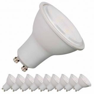 10x 3561 Nice Price GU10 Fassung NP LED Reflektor 2, 6W GU10 230V Warmweiß