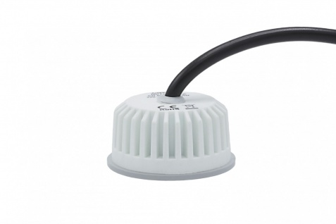 LED Einbauleuchte Eisen Gebürstet 5W 3000K 230V Modul flache Einbautiefe 35mm - Vorschau 5