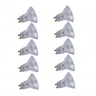 10 x 836.52 Paulmann 83652 Halogenreflektor 35W GU10 51mm 4000h 230V