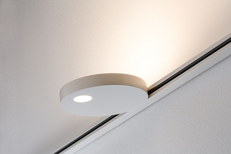 Paulmann URail Spot Uplight Salto 16W Weiß 230V Metall - Vorschau 4