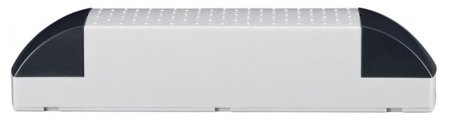 Paulmann VDE Profi Elektroniktrafo 100-200W 230/12V 200VA Grau/Schwarz