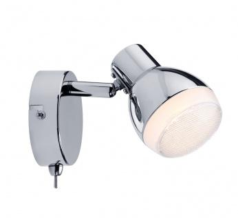 Paulmann Spotlight Gloss LED 1x4, 6W Chrom 230V Kunststoff