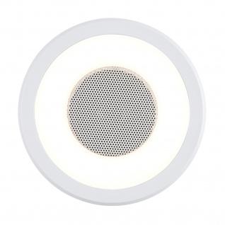 Paulmann Prem. Einbauleuchte LightSound LED 1x6W 2700K Ws - Vorschau 3
