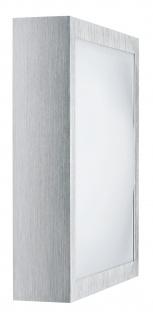 Paulmann 700.23 WallCeiling Bound 22W T5 280x280mm Alu gebürstet/Weiß 230V Alu/Acryl