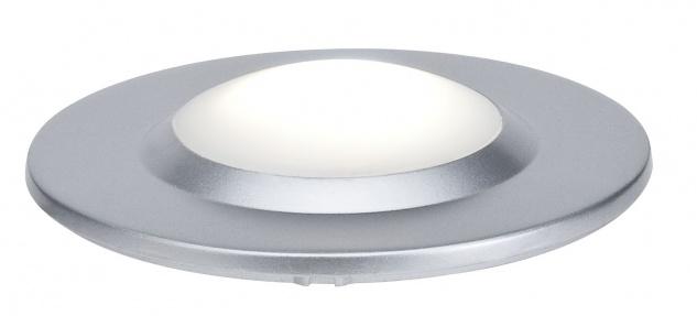 Special EBL Set UpDownlight highpower LED 3x3W 230V/350mA 70mm Chrom matt/Kst