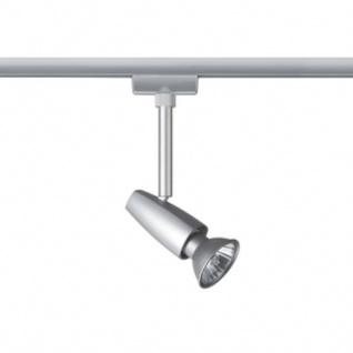 951.08 Paulmann U-Rail Einzelteile URail System Light&Easy Spot Barelli max. 1x50W GU10 chrom matt 230V Metall