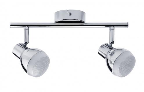 Paulmann Spotlight Gloss LED 2x4, 6W Chrom 230V Kunststoff - Vorschau 2