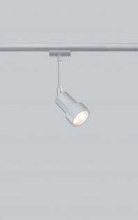 Paulmann URail Schienensystem Light&Easy Spot LEDmanz2 1x3W Chrom matt 230V Metall - Vorschau 3