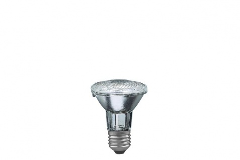 Paulmann 229.50 Halogen Alu Reflektor PAR 20 50W E27 230V 65mm Klar