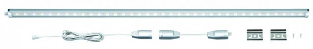 Paulmann Function LinkLight LED-Lichtleiste Erweiterung 7, 5W Satin 230/24V Alu/Acryl