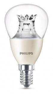 Philips 929001140658 E14 LED Tropfenform dimmbar Leuchtmittel 6W ~ 40W - Vorschau 2