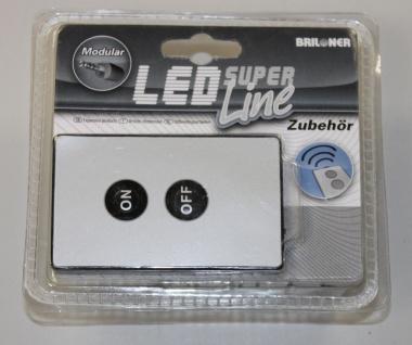 Briloner Leuchten LED Superline LED-Ergänzungsartikel Fernbedienung 2891-000