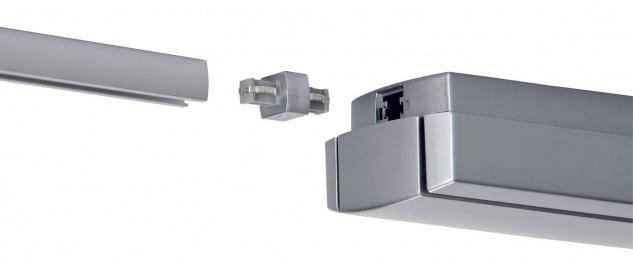 Paulmann 950.50 ULine Trafo max.60W 230V 60VA Chrom matt Kunststoff