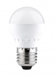 Paulmann 282.43 LED Tropfen 6, 5W E27 230V 2700K