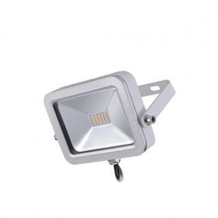 LED Strahler 10W 4000K Neutralweiss 230V 900lm Weiß - Vorschau 1