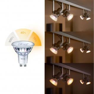 Philips 8718696710937 GU10 LED Sceneswitch Leuchtmittel 5W 345lm Warmweiß 36° 2700k