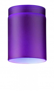 Paulmann 925.78 Premium Glas DecoSystems Tube Mini Lilac/Glas