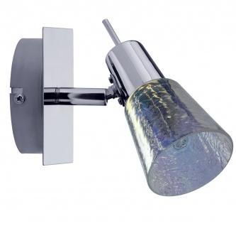 Paulmann 603.14 Spotlight Omikron Balken 1x42W G9 230V Chrom Metall/Glas