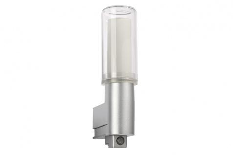 Paulmann WallCeiling DS Modern Basis WL IR-Sensor IP44 11W E27 Chrom matt 230V Kunststoff/Glas
