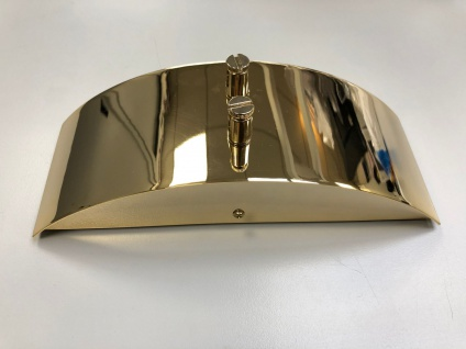 Paulmann elektronischer Deko Trafo Transformator 105VA 230V/12V gold Seil & Schiene 960.02