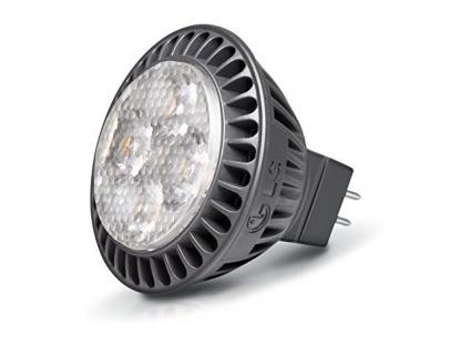 LG LED Leuchtmittel GU5, 3 MR16 warmweiss 4W M0427U35N5B