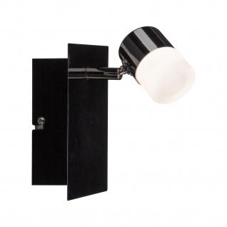 Paulmann 500.98 SmartHome Zigbee Deon Spot 1x6, 5W 230V Tuneable White Schwarzchrom Metall/Kunststoff