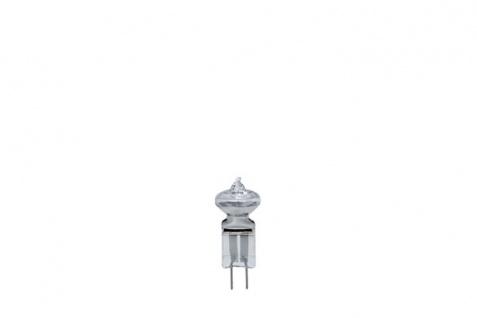 831.37 Paulmann 12V Fassung Halogenstiftsockel mit Axialwendel 20 Watt G4 klar