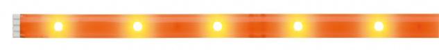 Function YourLED DECO Strip Neon Orange 1m Warmweiß 2, 4W 12V DC Weiß Kst
