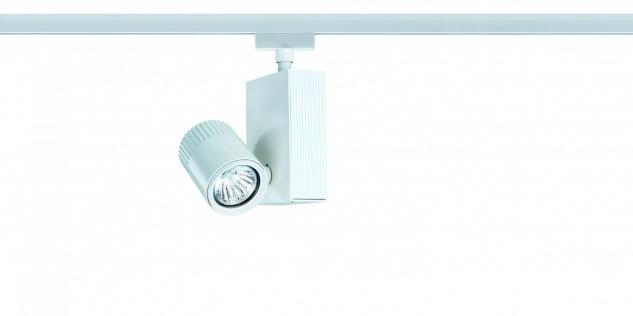 Paulmann 951.65 URail Schienensystem Light&Easy Spot Tecno 1x50W GU5, 3 Weiß 230V Metall
