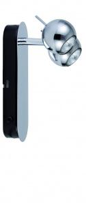 Paulmann 665.27 Spotlights Sphere Balken 1x(2x20W) GU4 Chrom 230/12V 60VA Metall