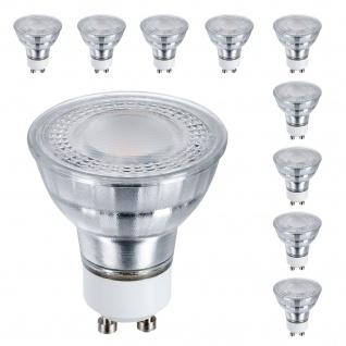 6402 LED Leuchtmittel GU10 6W 100°Abstrahlwinkel 3Step dimmbar warm weiss 480 Lumen 3 Helligkeit: 100/50/10% - Vorschau 4