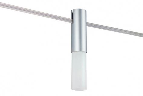 973.60 Paulmann Wire Systems HighWire Mono Spot Sobini 11W E27 Chrom matt 230V