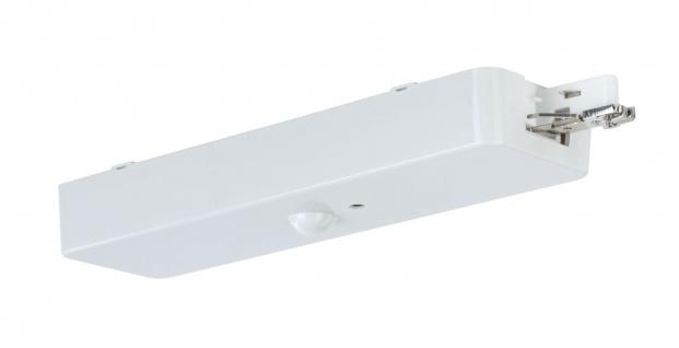 Paulmann 953.18 URail Schienensystem Präsenzmelder max. 500W Weiß 230V Kunststoff