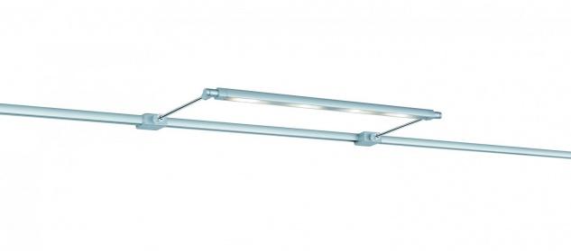 Paulmann ULine System L+E Galeria Leuchte Line 1x10W LED Chrom matt 12V Metall