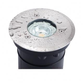 Kanlux Bodeneinbaustrahler BERG DL - 100 GU10 Sockel