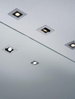 Paulmann Premium Einbauleuchte Cardano LED 1x(1x1W) 350mA Chrom matt/Alu - Vorschau 2