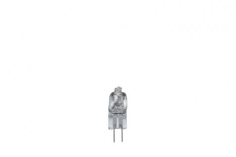 831.42 Paulmann 12V Fassung Halogenstiftsockel mit Axialwendel side reflector 20 Watt G4 klar