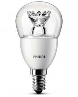 4er Pack 8718291743439 Philips LED Leuchtmittel E14 4 Watt, 250lm 2700 Kelvin, ersetzt 25 W, warmweiss - Vorschau 2