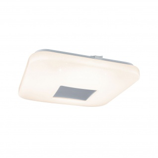Paulmann WallCeiling Costella LED 16W 330x330mm Weiß 230V Acryl/Metall