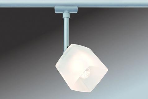 Paulmann URail Syst. Light&Easy LED Spot Quad 1x3W GU10 Chrom matt/Weiß 230V Metall/Glas - Vorschau 3