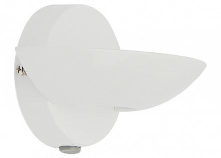 Wandleuchte 50200053003020 Ledar LED Wall Light weiß 5 W 309 Lm 3.000 K IP20